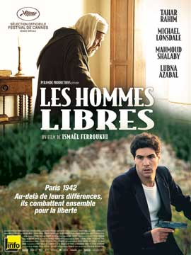 Free Men - 43 x 62 Movie Poster - French Style A