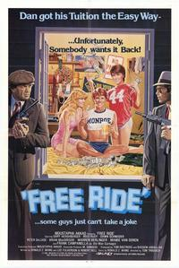 Free Ride - 11 x 17 Movie Poster - Style A
