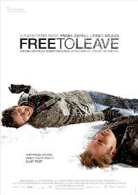Free to Leave - 43 x 62 Movie Poster - Bus Shelter Style A
