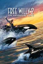 Free Willy 2: The Adventure Home - 27 x 40 Movie Poster - Style C