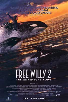 Free Willy 2: The Adventure Home - 11 x 17 Movie Poster - Style A