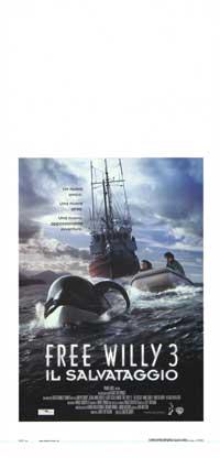 Sauvez Willy 3, la poursuite (Free Willy 3: The Rescue) en ...