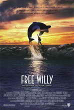 Free Willy - 11 x 17 Movie Poster - Style A