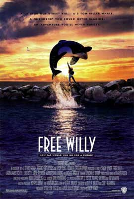 Free Willy - 27 x 40 Movie Poster - Style A