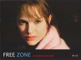 Free Zone - 11 x 14 Poster French Style A