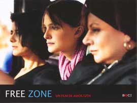 Free Zone - 11 x 14 Poster French Style B