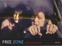 Free Zone - 11 x 14 Poster French Style D