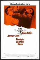 Freebie & the Bean - 27 x 40 Movie Poster - Style B