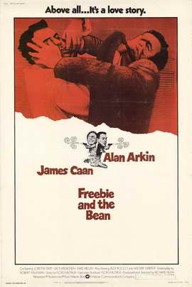 Freebie & the Bean - 27 x 40 Movie Poster - Style A