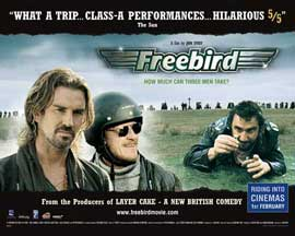 Freebird - 11 x 17 Movie Poster - Style A
