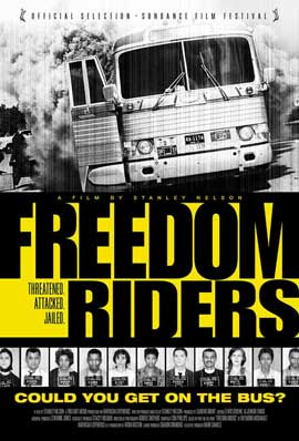 Freedom Riders - 11 x 17 Movie Poster - Style A