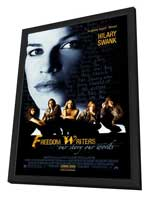 Freedom Writers - 11 x 17 Movie Poster - Style A - in Deluxe Wood Frame