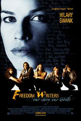 Freedom Writers - 11 x 17 Movie Poster - Style A