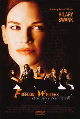 Freedom Writers - 27 x 40 Movie Poster - Style B