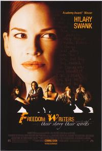 Freedom Writers - 43 x 62 Movie Poster - Bus Shelter Style B