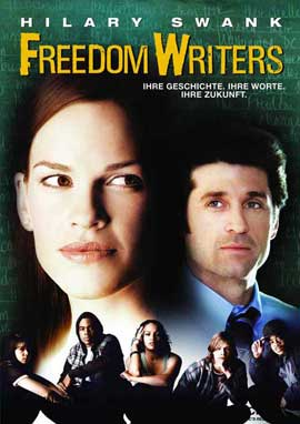 Freedom Writers - 27 x 40 Movie Poster - German Style A