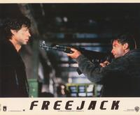 Freejack - 11 x 14 Poster French Style B