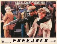 Freejack - 11 x 14 Poster French Style E