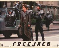 Freejack - 11 x 14 Poster French Style F