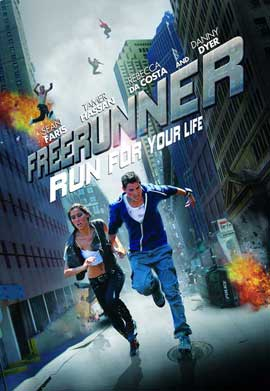 Freerunner - 27 x 40 Movie Poster - Style A