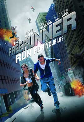 Freerunner - 43 x 62 Movie Poster - Bus Shelter Style A