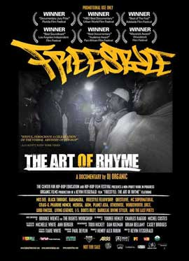 Freestyle: The Art of Rhyme - 11 x 17 Movie Poster - Style A