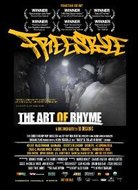 Freestyle: The Art of Rhyme - 27 x 40 Movie Poster - Style A