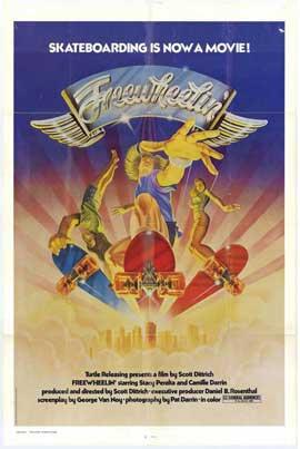 Freewheeling - 27 x 40 Movie Poster - Style B