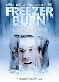 Freezer Burn - 11 x 17 Movie Poster - Style B