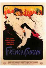 French Can-Can - 27 x 40 Movie Poster - Style A