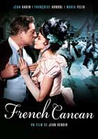 French Cancan - 11 x 17 Movie Poster - French Style A