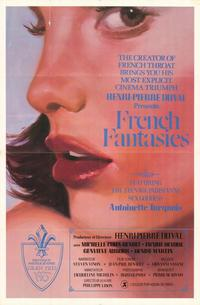 French Fantasies - 27 x 40 Movie Poster - Style A