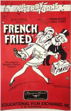 French Fried - 11 x 17 Movie Poster - Style A