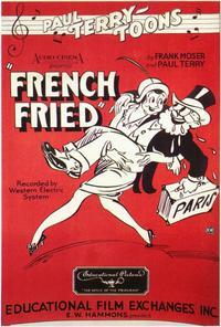 French Fried - 27 x 40 Movie Poster - Style A