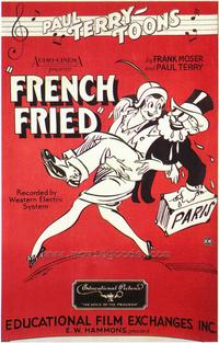 French Fried - 43 x 62 Movie Poster - Bus Shelter Style A
