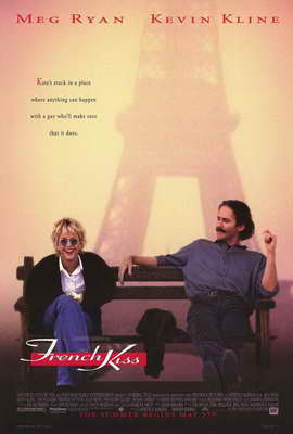 French Kiss - 27 x 40 Movie Poster - Style A