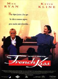French Kiss - 27 x 40 Movie Poster - Spanish Style A