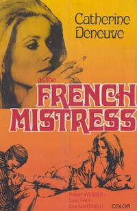 French Mistress - 11 x 17 Movie Poster - Style A