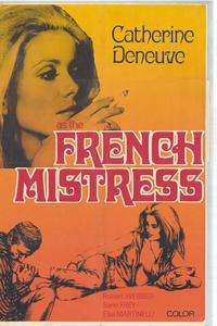 French Mistress - 27 x 40 Movie Poster - Style A