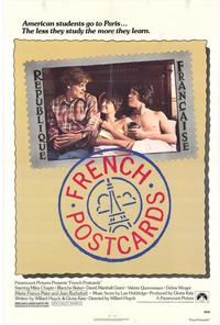 French Postcards - 27 x 40 Movie Poster - Style A