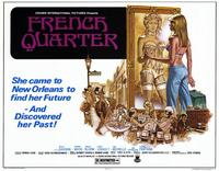 French Quarter - 11 x 14 Movie Poster - Style A
