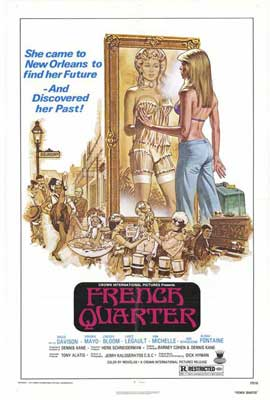 French Quarter - 27 x 40 Movie Poster - Style A
