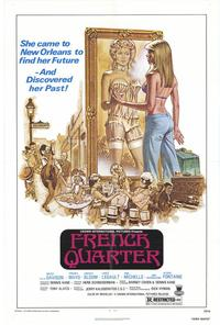 French Quarter - 43 x 62 Movie Poster - Bus Shelter Style A