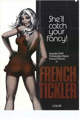 French Tickler - 11 x 17 Movie Poster - Style A