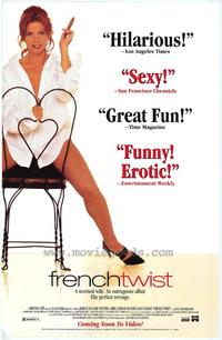 French Twist - 11 x 17 Movie Poster - Style B