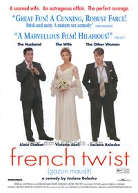 French Twist - 11 x 17 Movie Poster - Style C