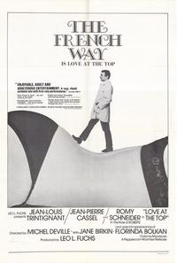 French Way - 11 x 17 Movie Poster - Style A