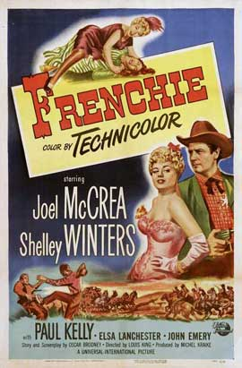 Frenchie - 11 x 17 Movie Poster - Style A