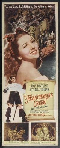 Frenchman's Creek - 14 x 36 Movie Poster - Insert Style A