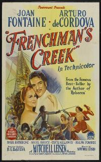 Frenchman's Creek - 43 x 62 Movie Poster - Australian Style A